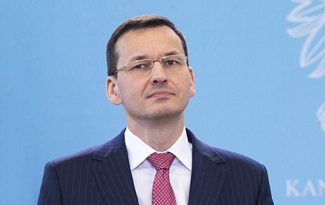 Премьер  Польши: «Северный поток-2» грозит  безопасности Центральной Европы