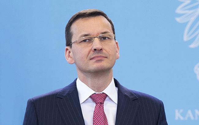 Прем'єр Польщі пояснив прийняття скандального закону про національну пам'ять