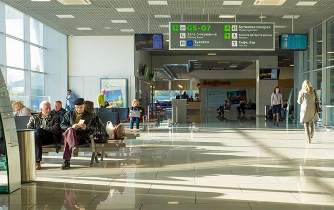 "Фото: Аэропорт ""Киев"" (iev.aero)"