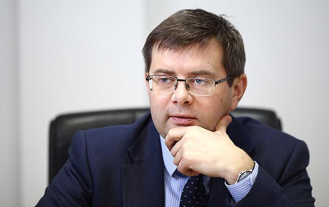 Голова Державного агентства України з управління зоною відчуження Віталій Петрук