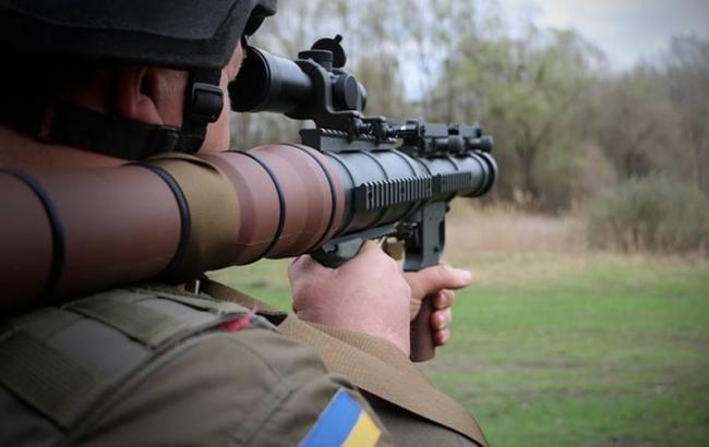 Нацгвардія взяла на озброєння американські протитанкові гранатомети