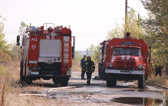 Стали відомі нові можливі причини масштабної пожежі в Луганській області