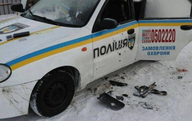 Фото: місце перестрілки в Княжичах (facebook.com/LarysaSargan)