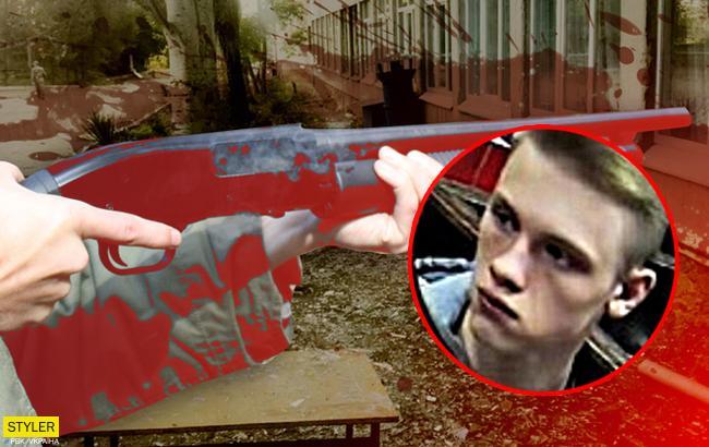 Бійня в Керчі: у Влада Рослякова знайшли ще один таємний акаунт