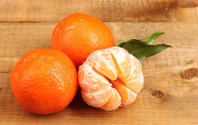 В Украину завезли зараженные турецкие мандарины