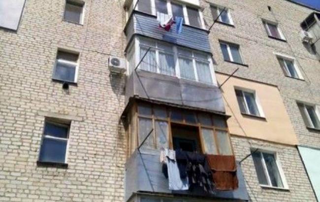 Один вдома: у Харківській області дитина випала з вікна