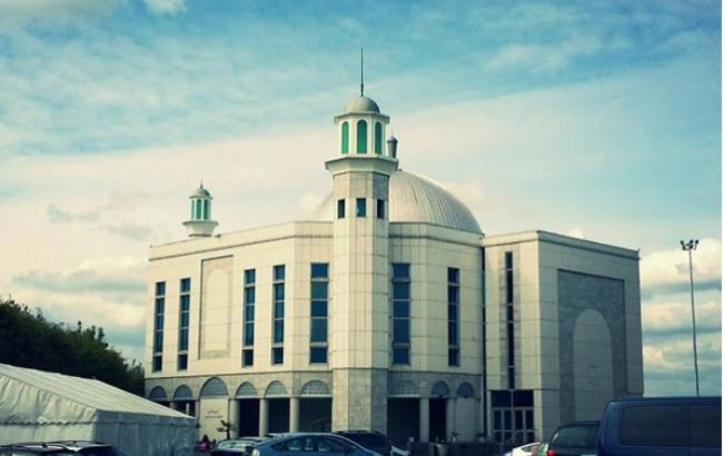 У Лондоні горить одна з найбільших мечетей Західної Європи