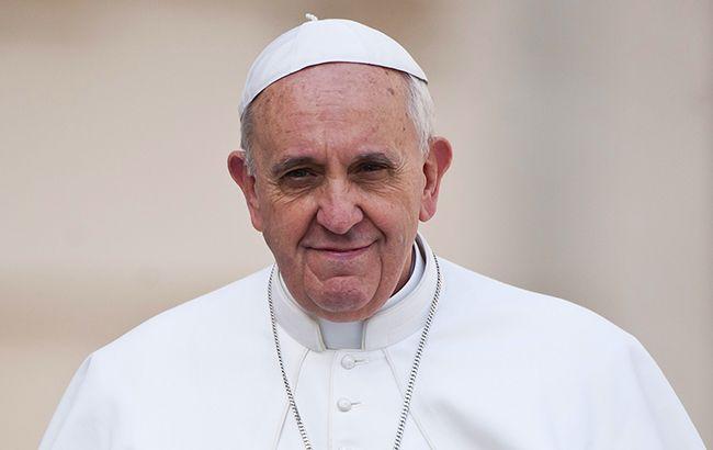 Папа Римский призвал прекратить конфликты в мире