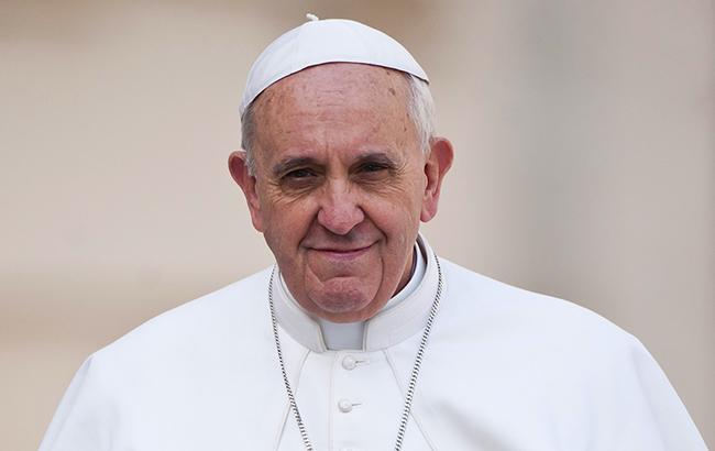 Фото: Папа Франциск (flickr.com/catholicism)