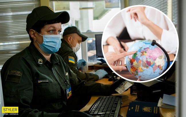 В Украине упростили правила пересечения границы: что изменилось