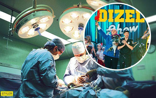 Звезда коллектива Дизель Шоу перенес операцию: детали