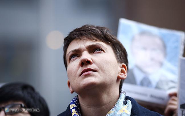 Суд начал рассмотрение дела Савченко