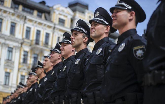 Фото: поліція Києва посилить заходи безпеки у зв'язку з проведенням матчу Динамо-Бенфіка