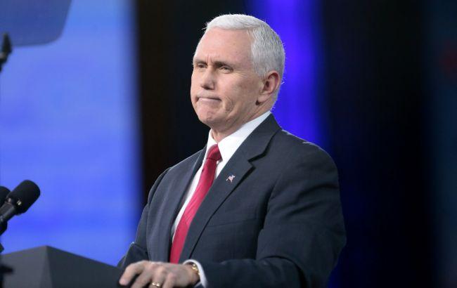 У людей з оточення віце-президента США підтвердили COVID-19, - CNN