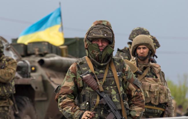 Фото: Українські військові (nationspresse.info)