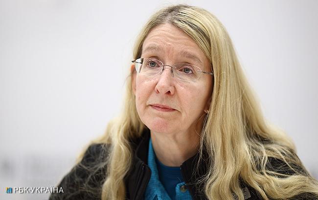 Комитет Рады поддержал постановление об увольнении Супрун