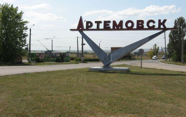 Під Артемівськом на розтяжці підірвалися три бійця АТО, - штаб