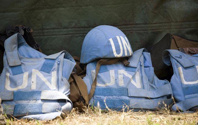 Миротворец ООН погиб в Мали