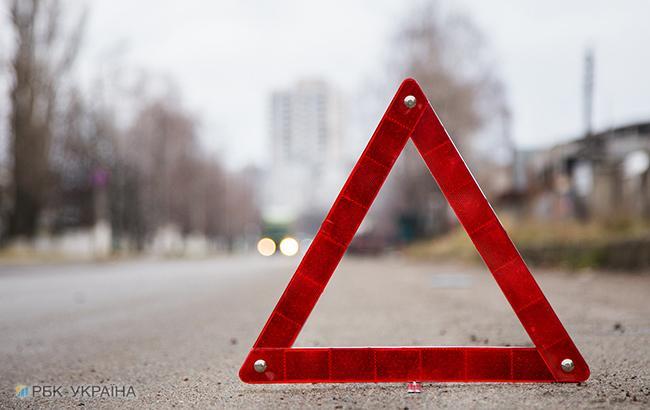 Фото: у Донецькій області сталася смертельна ДТП (РБК-Україна)