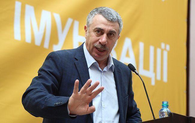 Коронавирусом переболеет 3/4 населения: Комаровский высказался об иммунитете