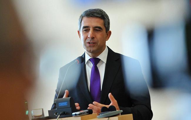 Болгарский президент напомнил своему преемнику, что Крым— это Украина