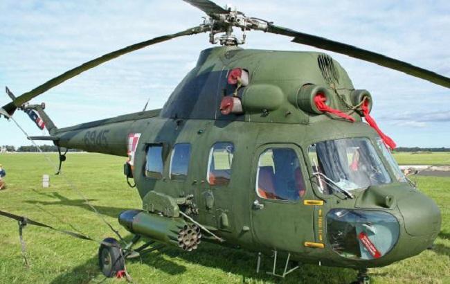 Біля Краматорська розбився військовий гелікоптер Мі-2, загинув екіпаж