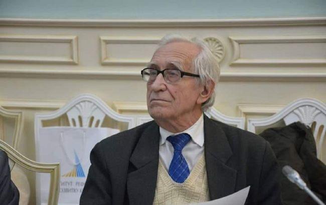 Умер известный языковед и борец за украинский язык Иван Ющук