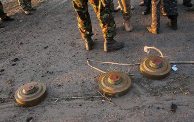 Силы АТО заминировали побережье на юге Донецкой области, - штаб