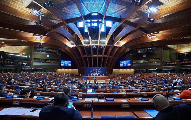 Украина в ПАСЕ инициирует дебаты о непризнании российских выборов в Крыму