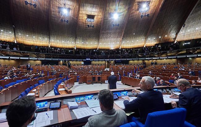 Фото: ПАРЄ (assembly.coe.int)