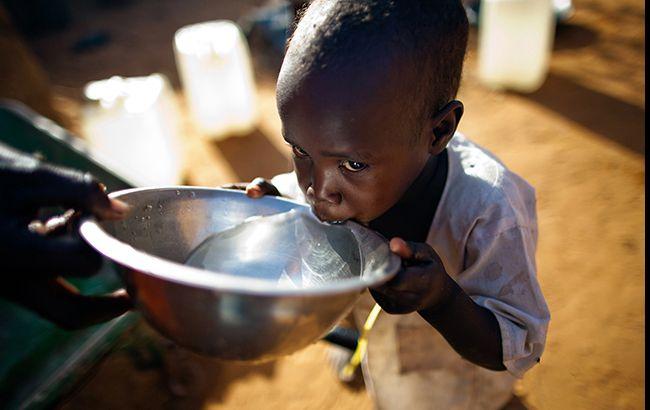 180 млн человек лишены доступа кпитьевой воде— ЮНИСЕФ