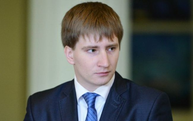 Фото: глава аппарата КГГА Владимир Бондаренко