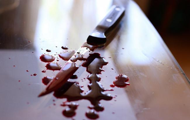 Фото: Мужчина нанес 40 ножевых ранений женщине (РБК-Украина)