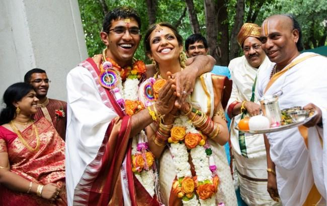 Фото: Весілля в Індії (artfile.ru)