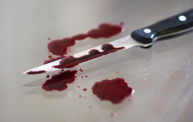 Фото: Мужчина нанес водителю ранения ножом (РБК-Украина)