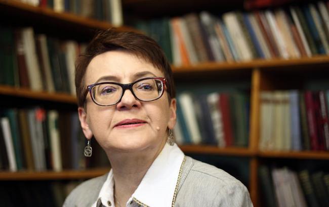 Оксана Забужко (РБК-Украина)