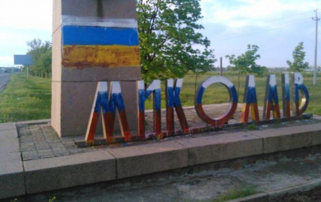 Фото: в Николаеве обстреляли бизнесмена со сферы похоронного бизнеса