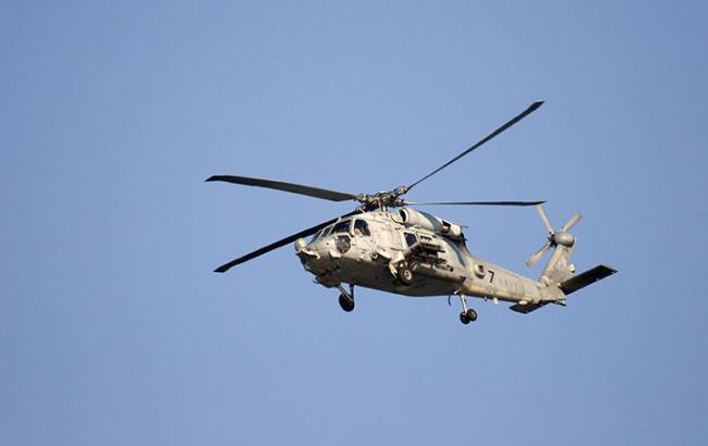 Фото: в результате крушения полицейского вертолета в Турции погибли 12 человек