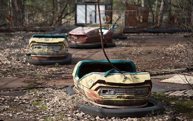 Фото: зона отчуждения (РБК-Украина)