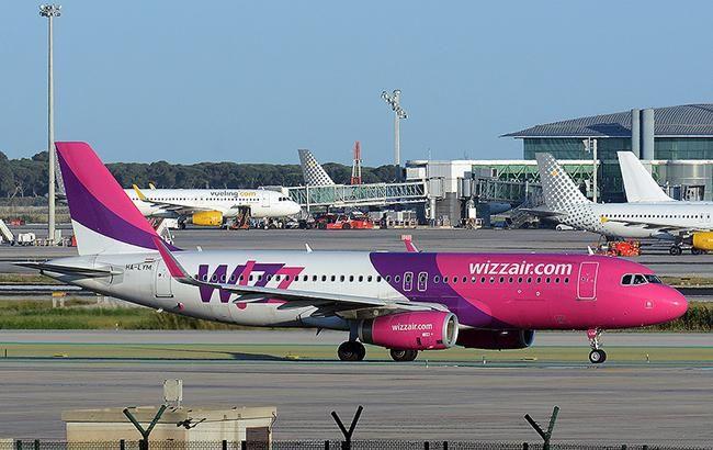 Wizz Air в 2019 году разместит в Украине 10 самолетов