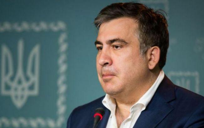 Фото: Михаил Саакашвили
