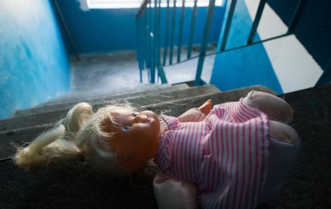 Фото: Дети временно находятся в приюте (РБК-Украина)