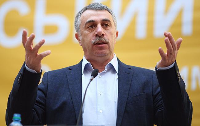 Корь в Украине: доктор Комаровский о профилактике болезни
