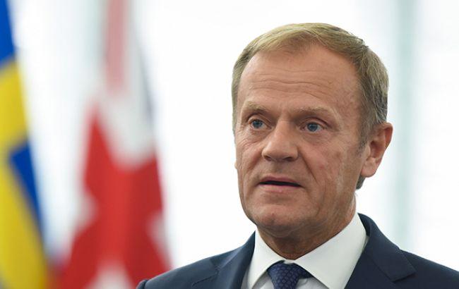 Туск поведал овероятном выходе Польши изЕС после предотвращения дотаций