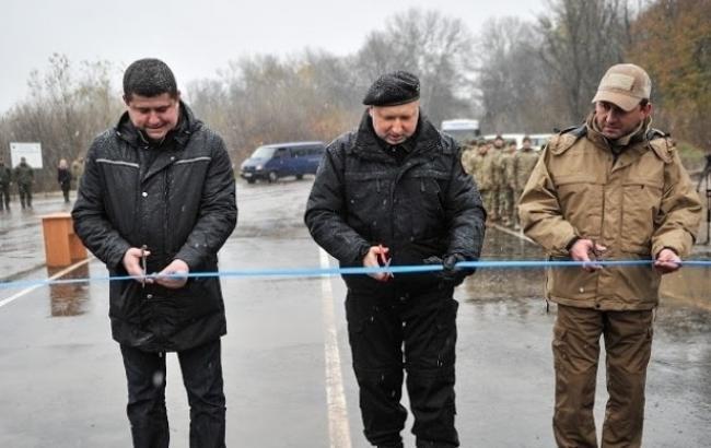 Турчинов отдал приказ усилить меры безопасности для воинов наДонбассе