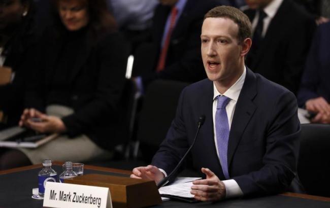 Цукерберг в Европарламенте извинился за утечку данных пользователей Facebook