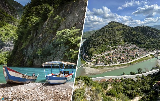 Город на двух морях, озера и крепости: самые интересные места Албании, о которых вы могли не знать