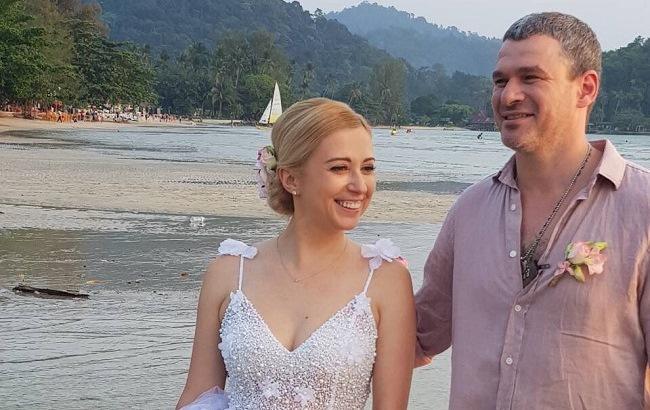 """""""Тут пахне щастям"""": Тоня Матвієнко і Арсен Мірзоян вдруге одружилися в Таїланді"""