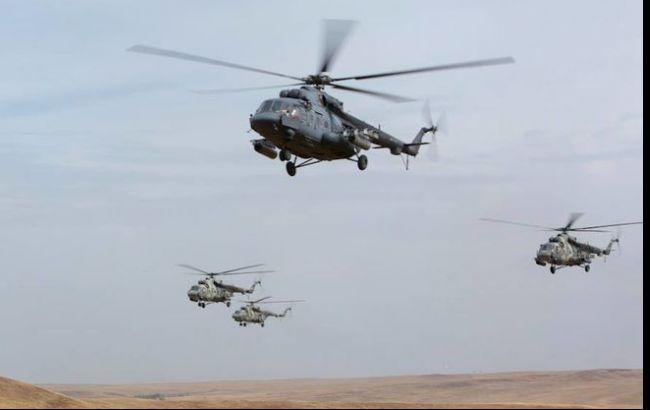 Reuters: повстанці в Сирії збили російський вертоліт