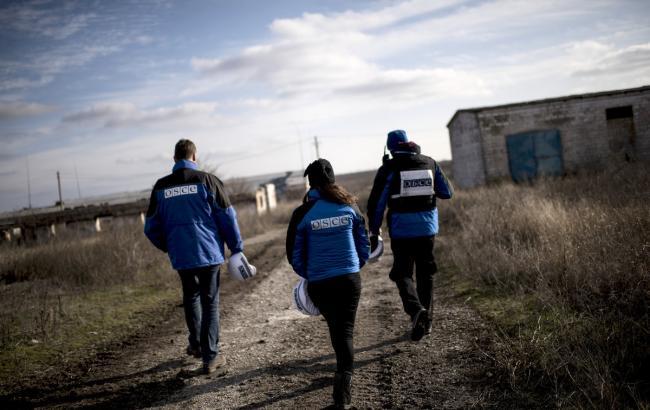 Фото: місія ОБСЕ на Донбасі